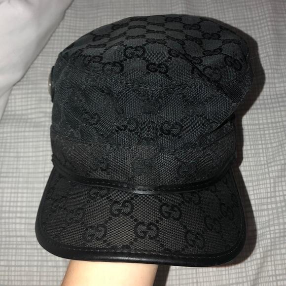 5b04cbcfa1c Gucci Accessories - Vintage Gucci Hat